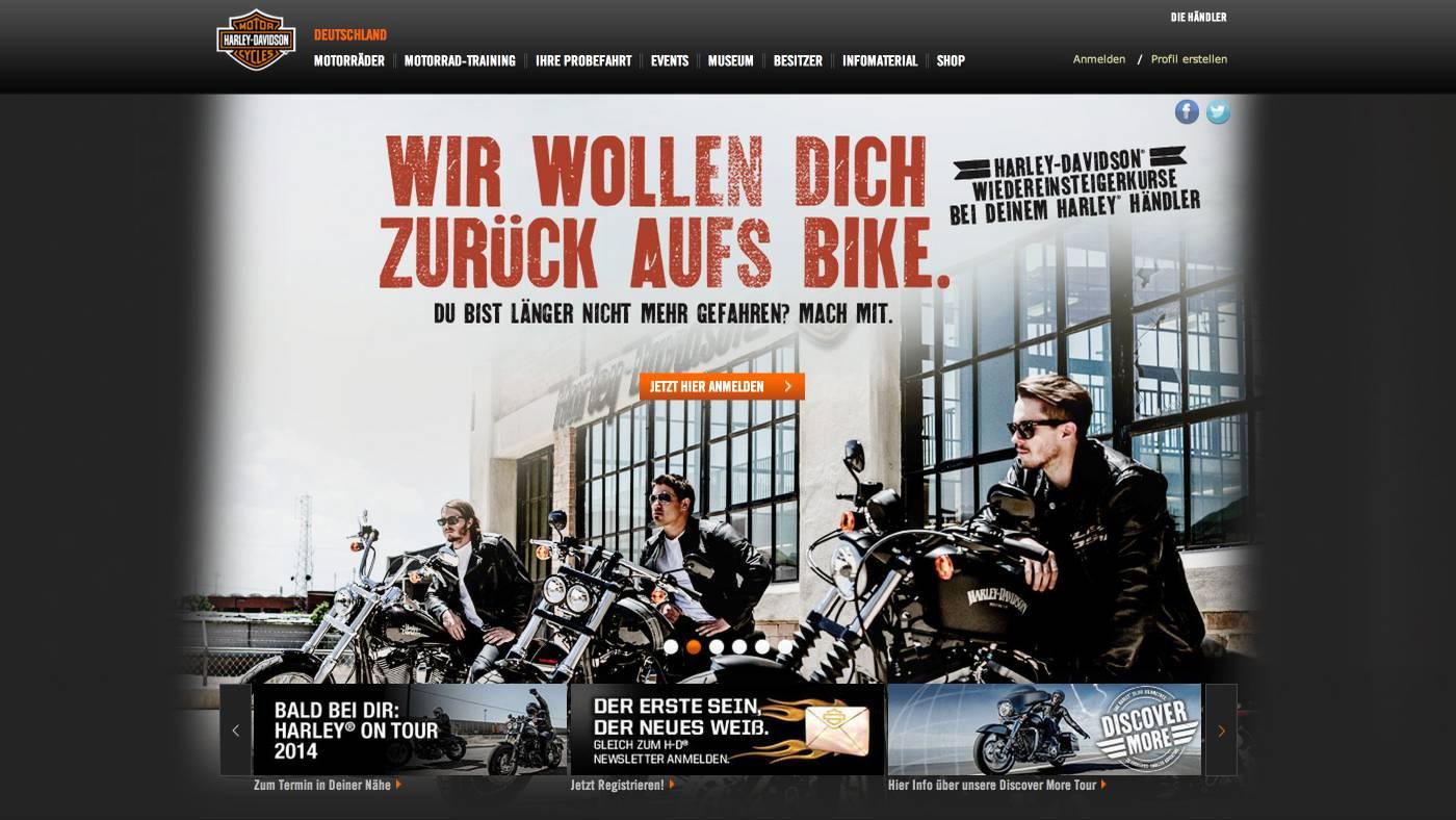 Harley-Davidson Deutschland GmbH