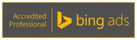 Zertifikat Bing ad