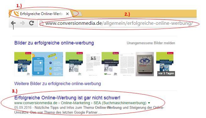 Erfolgreiche Online-Werbung