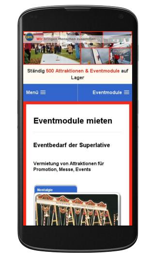 Mobile Webseiten locken mehr Besucher auf die Webseite