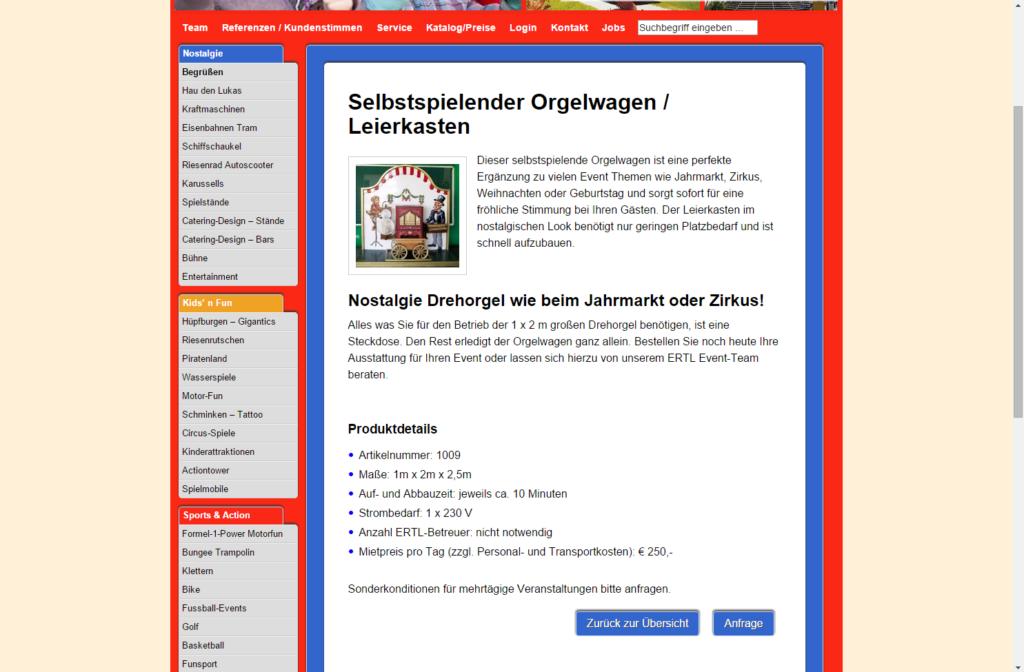 Nutzerrelevvante Inhalte halten Besucher auf der Webseite