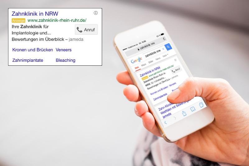 Jetzt ist der perfekte Zeitpunkt, um von der Werbechance durch mobile Anzeigen zu profitieren!