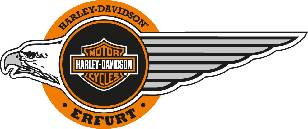 Referenz Logo Harley Davidson Erfurt